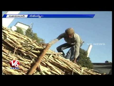 Nizam Deccan Sugar Factory | Farmers demands government to takeover Factory - Nizamabad