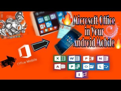 Microsoft Office Free Full Version In Your Android Mobile // Sathpur Madhu