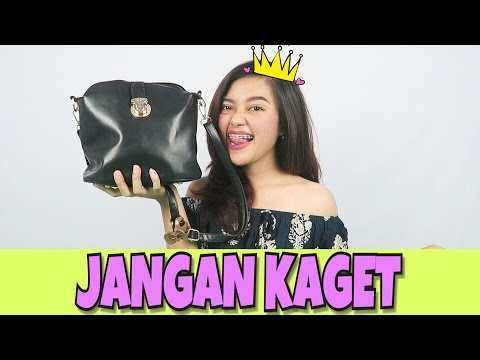 WHAT'S IN MY BAG | Indira Kalistha