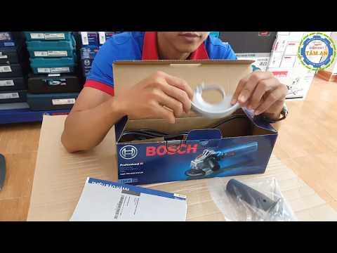 Review may mai goc bosch GWS 750 100