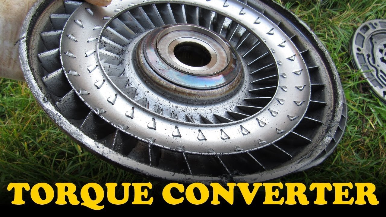 How Does A Torque Converter Work >> How A Torque Converter Works