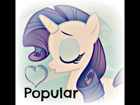 MLP: Popular music video (By the Veronicas)