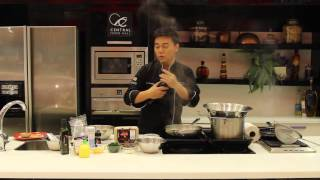 "How To Make ""egg Florentine"" With Cooking Guru Chef Ian Kittichai"