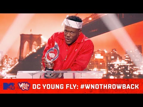 DC Young Fly Does His Best Wendy Williams 馃槀 | Wild 'N Out | #WNOTHROWBACK