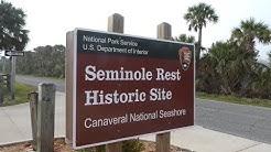Seminole Indian Rest Oak Hill Florida