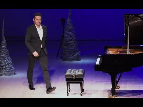 Jan Krzysztof Broja LIVE Full Recital December 2018 Scarlatti Chopin Brahms Debussy Rachmaninoff