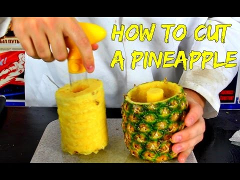 3 Ways to Cut and Serve Pineapple