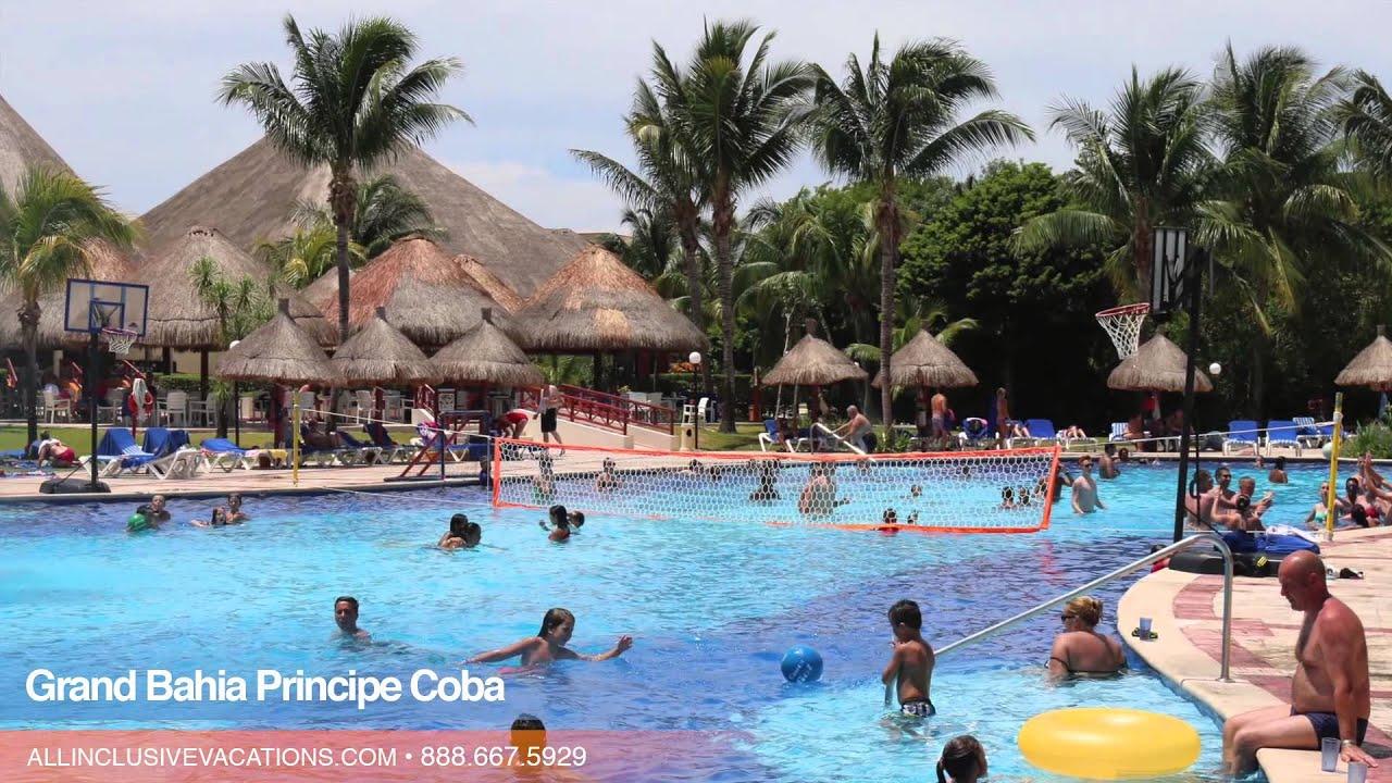 Inside The Grand Bahia Principe Coba In Riviera Maya