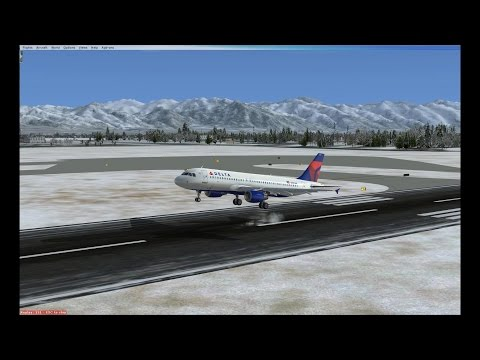 Salt Lake City using Star for Approach and Landing