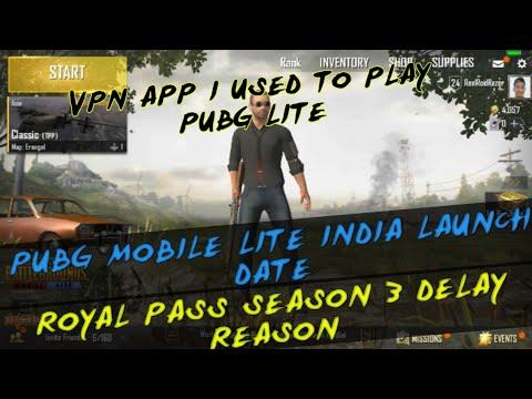 Pubg Mobile Lite India Release Date Pubg Lite Royal Pass Season 3
