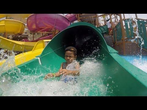 Wild Wadi Waterpark Dubai  Kids Summer Adventures