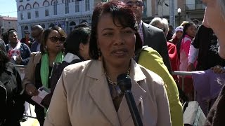 """Struggle is a Never-Ending Process"": MLK Daughter Bernice King on Selma March, Black Lives Matter"