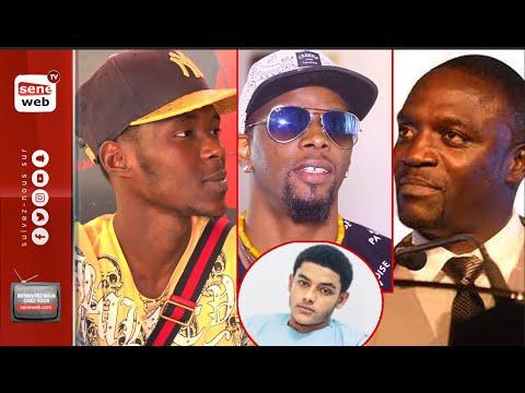 Retour de Alex Dioufa niokhobay, relation avec Akbess, akon, Henry camara...