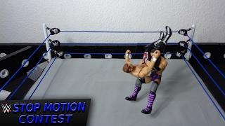 WWE Stop Motion Contest #8 [Stip Sitdown Powerbomb ] | MKS