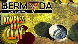 Bermuda Lost Survival #07 | Kompass & Clay | Gameplay German Deutsch thumbnail