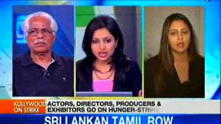 Kollywood chorus on Lanka