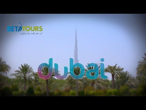 Dubai travel guide 4K bluemaxbg.com