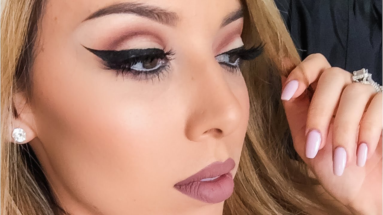 My Go To Makeup Look You