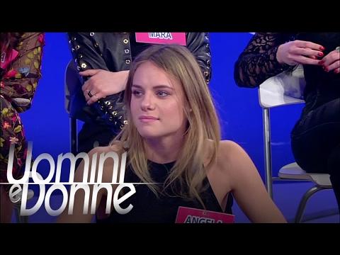 Uomini e Donne, Trono Classico - Luca, Angela, Soleil... questione di fisicità