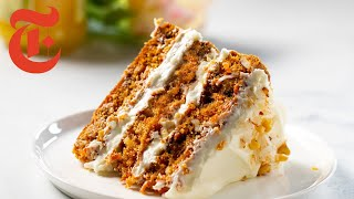 Classic Carrot Cake | NYT Cooking