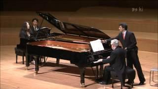 Argerich, Freire - Rachmaninoff - Suite No 2, Op 17