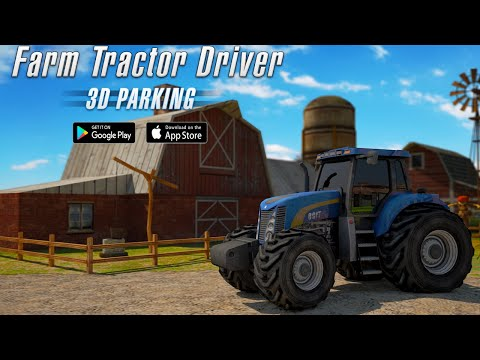 Farm Tractor Driver 3D Parking Android Gameplay (HD)