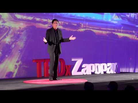 Viaje al interior -- el inicio de las grandes transformaciones | Enrique López | TEDxZapopan
