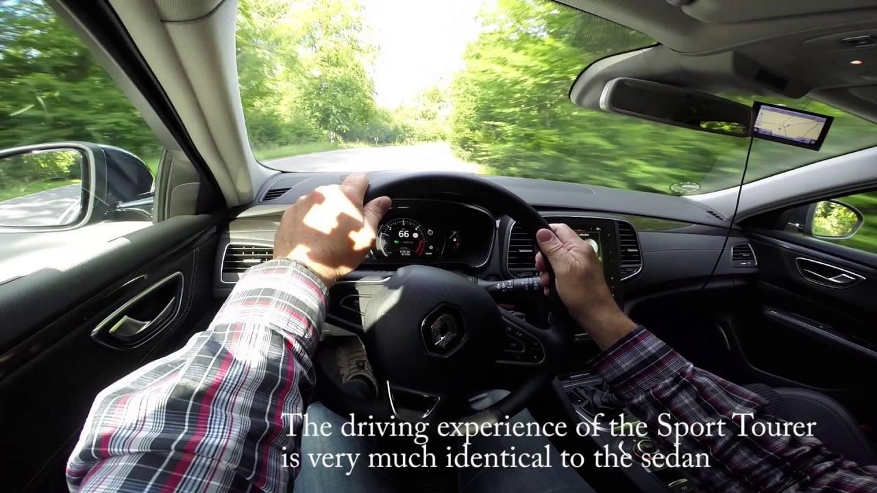 Renault Talisman Sport Tourer Dci 160 Edc Youtube