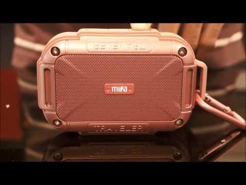 รีวิว ลำโพงพกพา MIFA F7 ลำโพงเสียงดีกันน้ำได้ พลังเบสนุ่มหนักแน่นเกินตัว!!!
