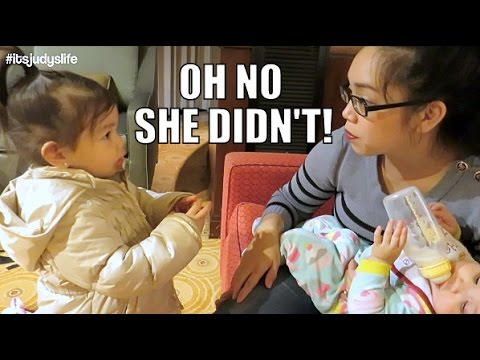 Oh No She Didn't- February 24, 2015 ItsJudysLife Vlogs