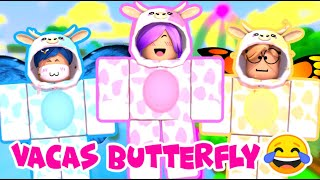 AS VACAS BUTTERFLY DOIDAS NO DEATHRUN😂