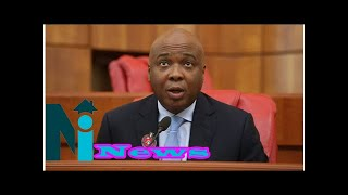 NASS siege: Saraki denies conniving with sacked DSS chief Lawal Daura