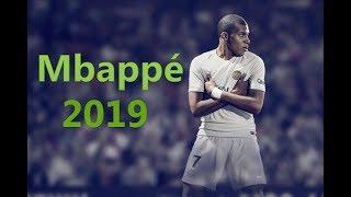 اجمل مهارات و مراوغات واهداف كيليان مبابي 2019 - Kylian Mbappé 2019 - Best Skills\u0026Goals
