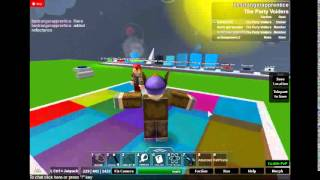Random Roblox Dance Party?