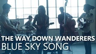 the way down wanderers blue sky song official music video