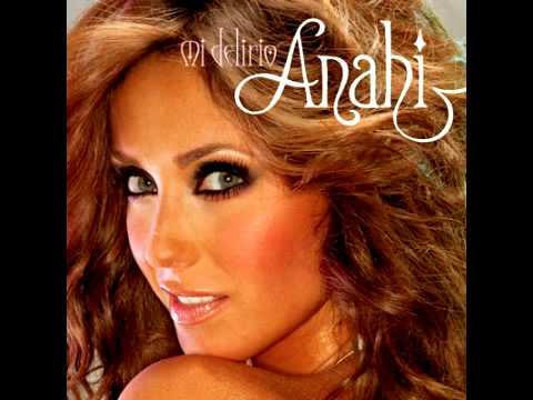 Anahi-mi delirio (official video song)