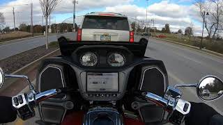 New Indian Challenger vs my Harley Davidson Roadglide ultra.
