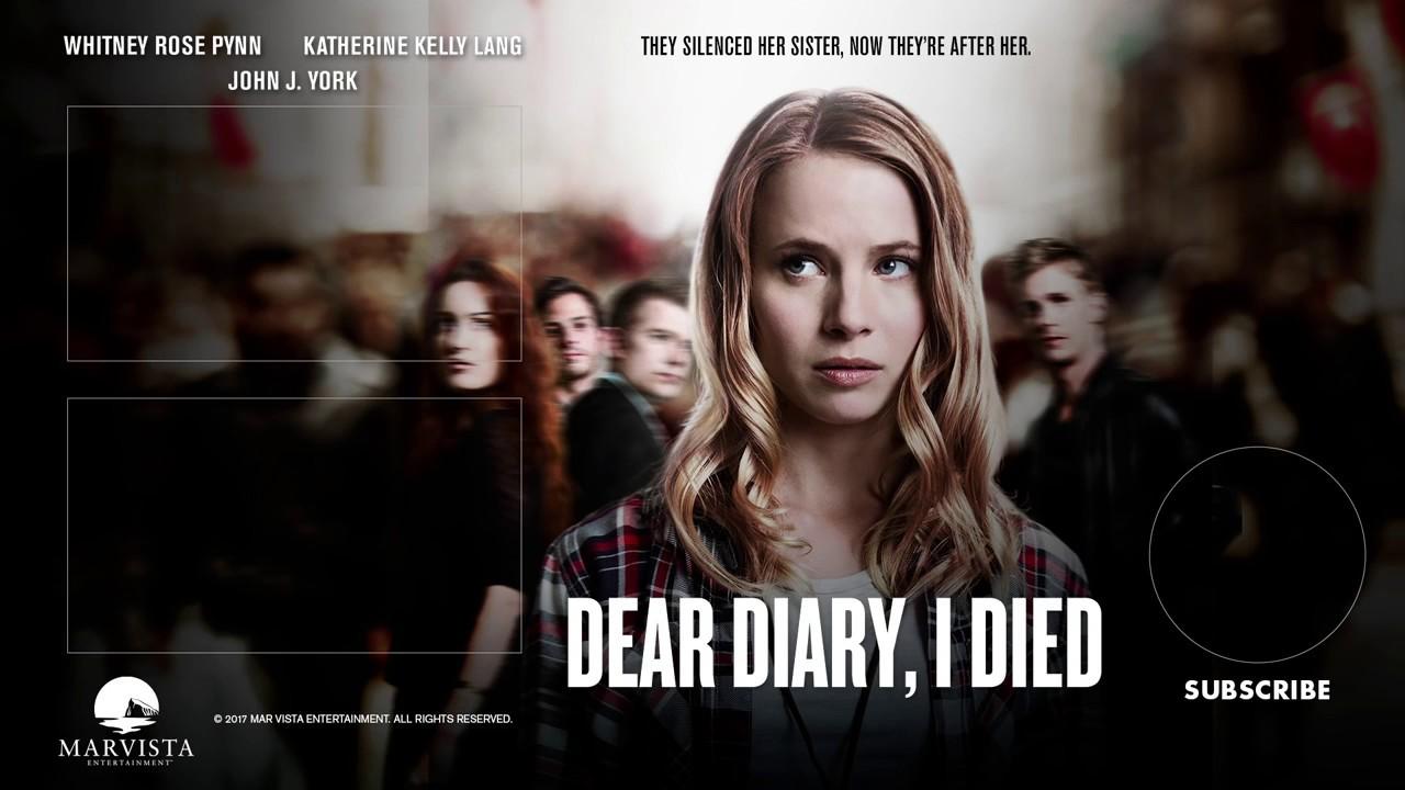 Download Дорогой дневник я умерла -Dear Diary, I Died   Трейлер