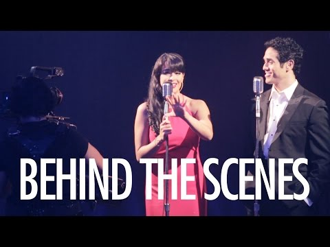 Behind the Scenes - Disney Sessions (Aladdin)