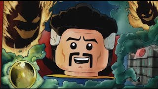 LEGO Marvel Superheroes - Stranger Danger (Doctor Strange and Dormammu Unlock Locations)