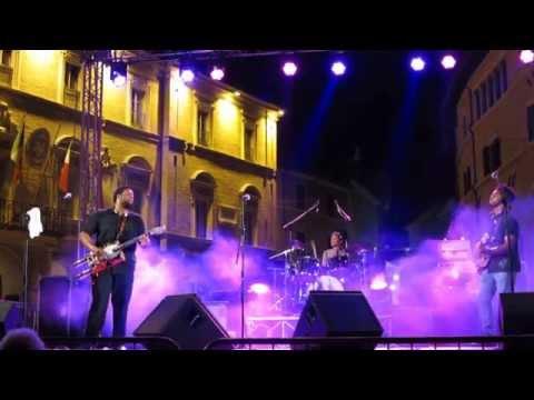 Homemade Jamz Blues Band - Live San Severino blues  2015