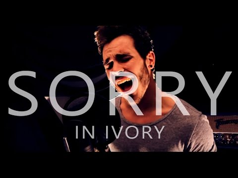"""Justin Bieber - """"Sorry"""" Rock Cover by In Ivory"""