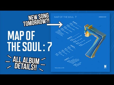 Fans go wild over BTS' new album 'Map of the Soul: 7': 'So important ...