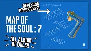 Baixar BTS MAP OF THE SOUL: 7 COMEBACK + ALBUM DETAILS! [SHADOW & EGO]