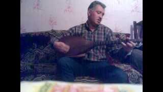 Mehdi Mensimov ve iqbal kelbecerlinin usdadi Asiq Fikret Kelbecerli