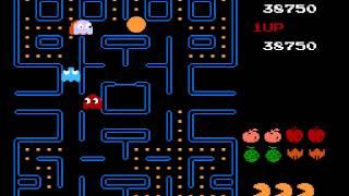 Pac Man NES