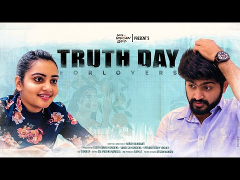 Truth Day For Lovers | Ft.Rowdy Baby | South Indian Logic