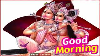 Good morning Radha krishna Beautiful WhatsApp video full HD