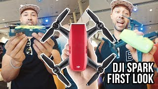 Is the dji spark the best drone for vlogging?