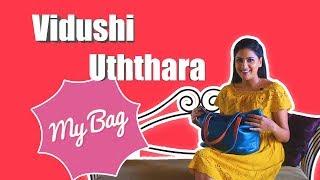 Gambar cover දෙවෙනි ඉනිමේ මල්කිගේ බෑග් එකේ තිබුණ දේවල්   My Bag With Vidushi Uththara